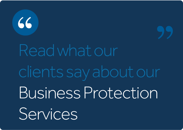 Read what our business clients say about us