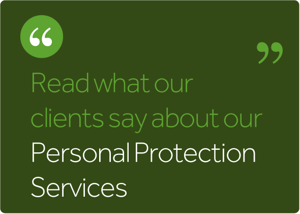 Read what our personal clients say about us